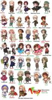 Hetalia according to Drunk People by SovietSparkleParty