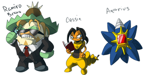 NEW POKEMON CHARACTERS O BOY by ShadowScarKnight