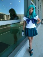 Sailor Moon: Sailor Neptune by ItsMeraki-Cosplay