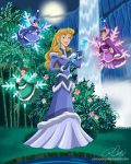 Princess Aurora of the Northern Water Tribe by racookie3