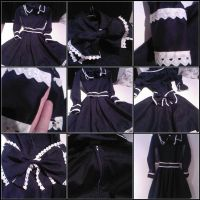 Classic lolita dress by Nouk44