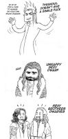 The Hobbit - A Summary I by floangel