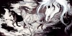 Horses of the Apocalypse by Lenqi