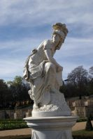 Baroque statue 3 by almudena-stock