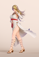 3DS Render Request: Helena 6 by x2gon