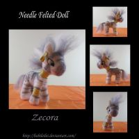 Zecora Doll by Babileilei