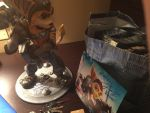 Ratchet and clank signed!!! by JarrethGolding