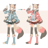 [CLOSED] i cant choose between the colors by shouu-kun