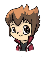 Chibi Jaden by Perry--Agent