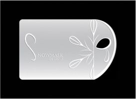 Snowmask Designs business card by snowmask