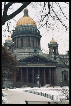 St. Isaak's Cathedral by SuperSergio