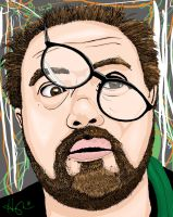 Kevin Smith by rhough