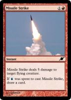 Missile Strike by starcraftmtg