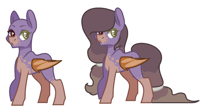 MLP adoptable -15 points- {CLOSED} by SiMKaKarma
