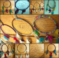 Dream Catchers!! by TwilightsSongs