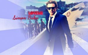 Simon Baker is Jane by Anthony258