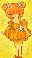 Paypal Adoptable. Orange by Ask-MusicPrincess3rd