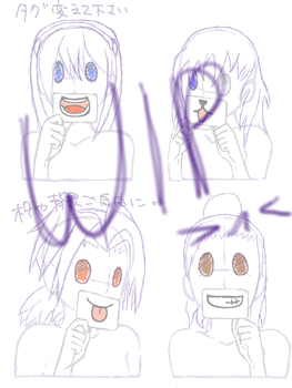 [WIP] Funny Faces! by xDeadlySins