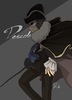 Descole-1 by lazyhare