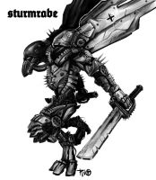 Sturmraven by kriegsmachine14