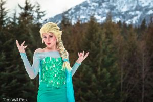 Let It Go... by Tarah-Rex