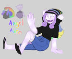 AngelAura Gemsona by DandyBound