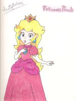 Princess Peach by luigirules64