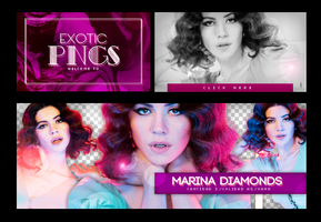 Pack png 505 // Marina Diamandis. by ExoticPngs