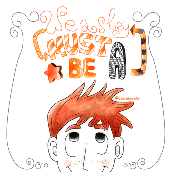 Must Be a Weasley by starskynder