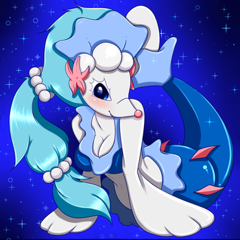 Primarina by The-Curvy-Geek
