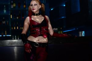 Harley Quinn by Fiora-solo-top