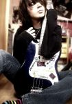 With my Bass again by ri0tgirl-x