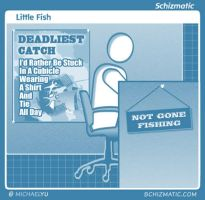 Little Fish by schizmatic