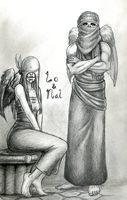 Lo and Nal by Scuter