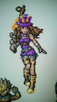 League of Legends - Caityln Sprite by MaraVWGolf