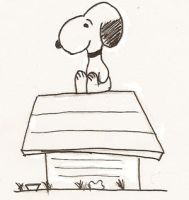 snoopy by kirtschi