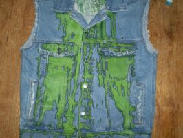 My Sharpie vest by Ampzord