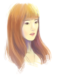 The Lost Chorong by Shinycake