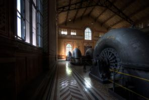 Hydroelectric by fireman55