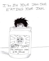 BB IS IN YOUR JAM by Batsu13angel