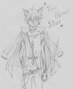 The Black Star by hatsunecat