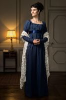 Empire's diairy : The Lady in Blue by Tournevent