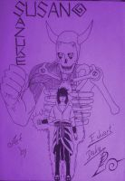 Naruto Super Drawing Color 50 by eduaarti