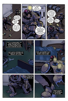 Tick Tock Vagabonds page 5 by codazen