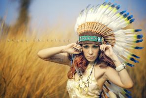 :: Native Beauty :: by dewanggapratama