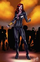 Black Widow by JosFouts