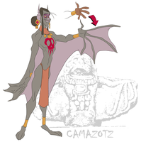 Camazotz by SLB-CreationS