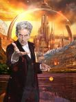 12th Doctor on Gallifrey by SimmonBeresford