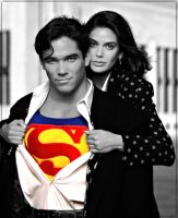 lois and clark by obbylix