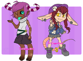 Couple Auction! {CLOSED} by TechSupportGirls